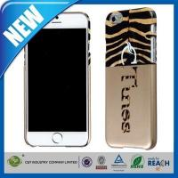 Buy cheap iphone 6 cases C&T popular tiger leopard print pc case for iphone 6 accessory from wholesalers