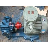 Dead oil Delivery Gear Heat Insulating Oil Pump