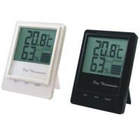Quality 2-in-1 Stylish Thermometer Hygrometer with Jumbo Display for sale