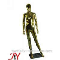 Quality Jolly mannequins-plastic chrome female mannequin-F-1 for sale