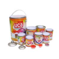 Quality Chemical tin 250ml 500ml 750ml 1L 5L paint cans for sale