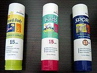 Quality Sunblock Tubes for sale