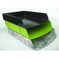 China Products series of plant fiber Horizontal Letter Tray-Color on sale