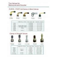 Motorcycle & Scooter Tire Valves Category: Valves