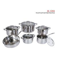 Buy cheap JL-1204 ROLL EDGE COOKWARE from Wholesalers