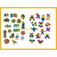China Indoor playsets Children's Plastic Building Blocks Set for Intelligence Development SL-004 and 005 on sale