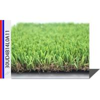 Landscaping Artificial Turf PE Monofilament Yarn Leisure Synthetic Lawn