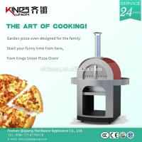 China Outdoor Home Use Wood Fired Pizza Oven KU-005W on sale