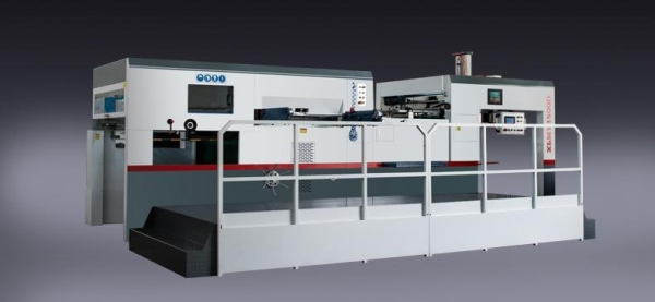 Buy XLMY-1500D Automatic Diecutting & Creasing Machine (Manul-Automatic Type) at wholesale prices