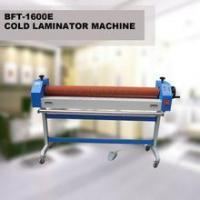 """Quality Electric and Manual Cold Press Laminating Machine 63"""" for sale"""