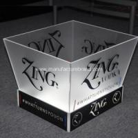 Buy cheap Lighted engraved ice bucket from Wholesalers
