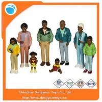 Quality Marvel Education African American Family Doll Set for sale