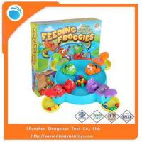 Quality Hot Sale Feeding Froggies Game Toy for sale