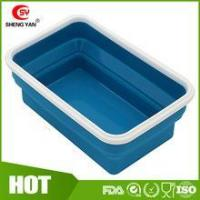 Quality Take away Large container lunch box equipped with a fork and spoon for sale