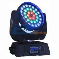 Quality LED Moving Heads BY-936Z 36X10W (QUAD LED) CIRCLE LED MOVING ZOOM for sale