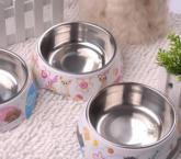 Stainless Steel Pet Bowl/Feeder/ Dog Bowl