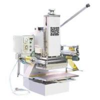 Quality TAM-358 Manual Handbag Embossing Briefcase Hot Foil Stamping Machine for sale