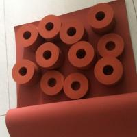 High Temperature Resistant Heat Transfer Silicone Roller for Printing Machine