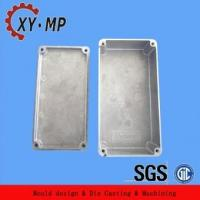 Custom box cover communications hardware die-casting parts