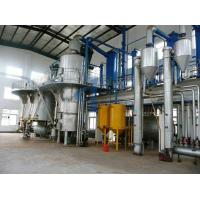 Crude Cottonseed oil refining plant