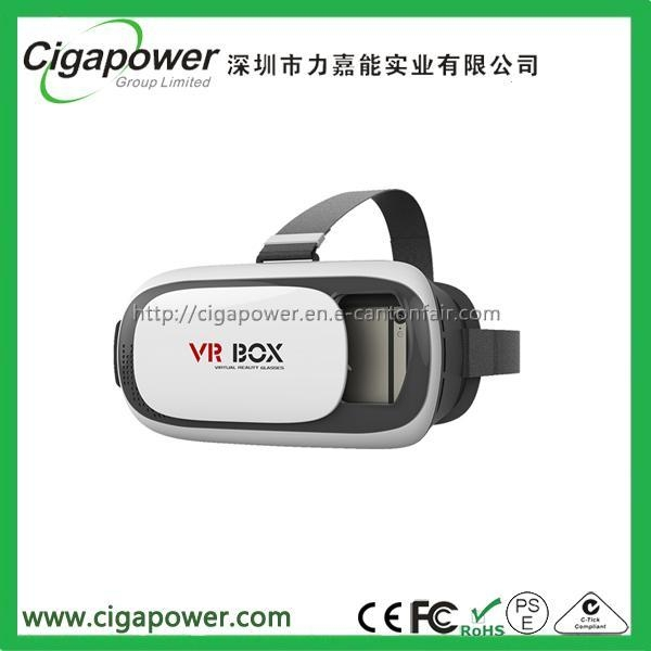 Buy VR BOX 2 3D Headsets/Glasses at wholesale prices