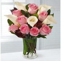 Buy cheap Rose and Lily Celebration NO.101 shenzhen flower delivery from wholesalers