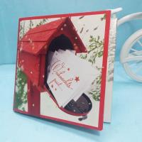 Quality Handmade Card Personalised 60 Sec Voice Recording Cards for sale