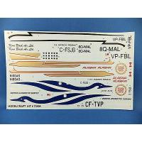 Quality Modelcraft Decal Set #72008  Dhc-6 Twin Otter  1/72 for sale