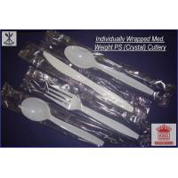 Quality PS Crystal Cutlery for sale