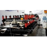 Quality Double Output Quad Flat Bottom Pouch Bag Making Machine for sale