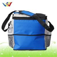 Quality Cooler Bag Soft Sided Cooler Bag 24 Can Large Tote with Shoulder Strap for Picnic Beach or Sports for sale