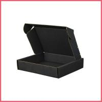 Buy cheap Both Sides Black Shipping Boxes from Wholesalers