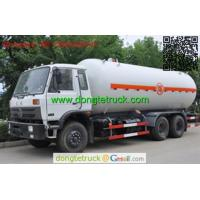 Quality 22000 liters Dongfeng LPG tanker truck for sale
