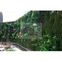 Quality CheapArtificialSynthetic Plastic GreenMoss Wall For Decoration for sale