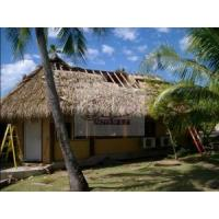 Arfiticial Straw Thatch Roof Gazebo Construction Tiles For Huts