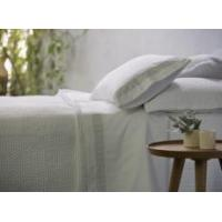 Pillow and Mattress Protectors Diamond Buttoned Charcoal Bedheads From;