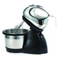 China Rice Cookers Chrome Housing Hand Mixer With Bowl on sale