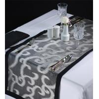 Designer Organza Floral Runners & Placemats