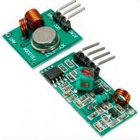 Quality 433Mhz RF Transmitter With Receiver Kit For Arduino ARM MCU Wireless for sale