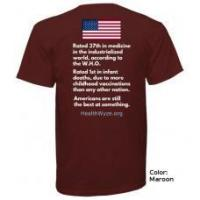 U.S. Infant Mortality T-Shirt