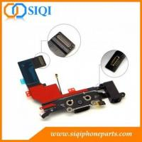 Buy Replacement Parts For iPhone 5S Black Charging Port Flex Cable From China at wholesale prices