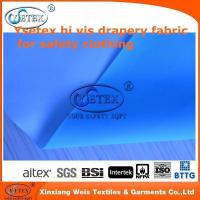 Ysetex hi vis drapery fabric for safety clothing