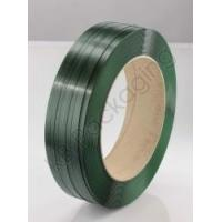 China Light Duty Extruded Polyester Strapping on sale