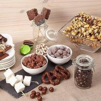 Quality Gourmet Gifts & Sweets Chocolate Cravings Crate for sale