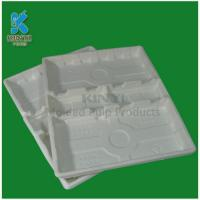 Quality Made of Kinyi Recycled and compostable molded paper packaging for sale
