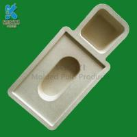 Quality Customized Paper Pulp Packaging Tray for Electronics for sale