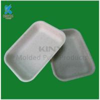 Quality High quality Lima bean molded pulp trays for sale