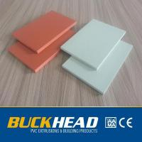 Products PVC Construction Formwork Board