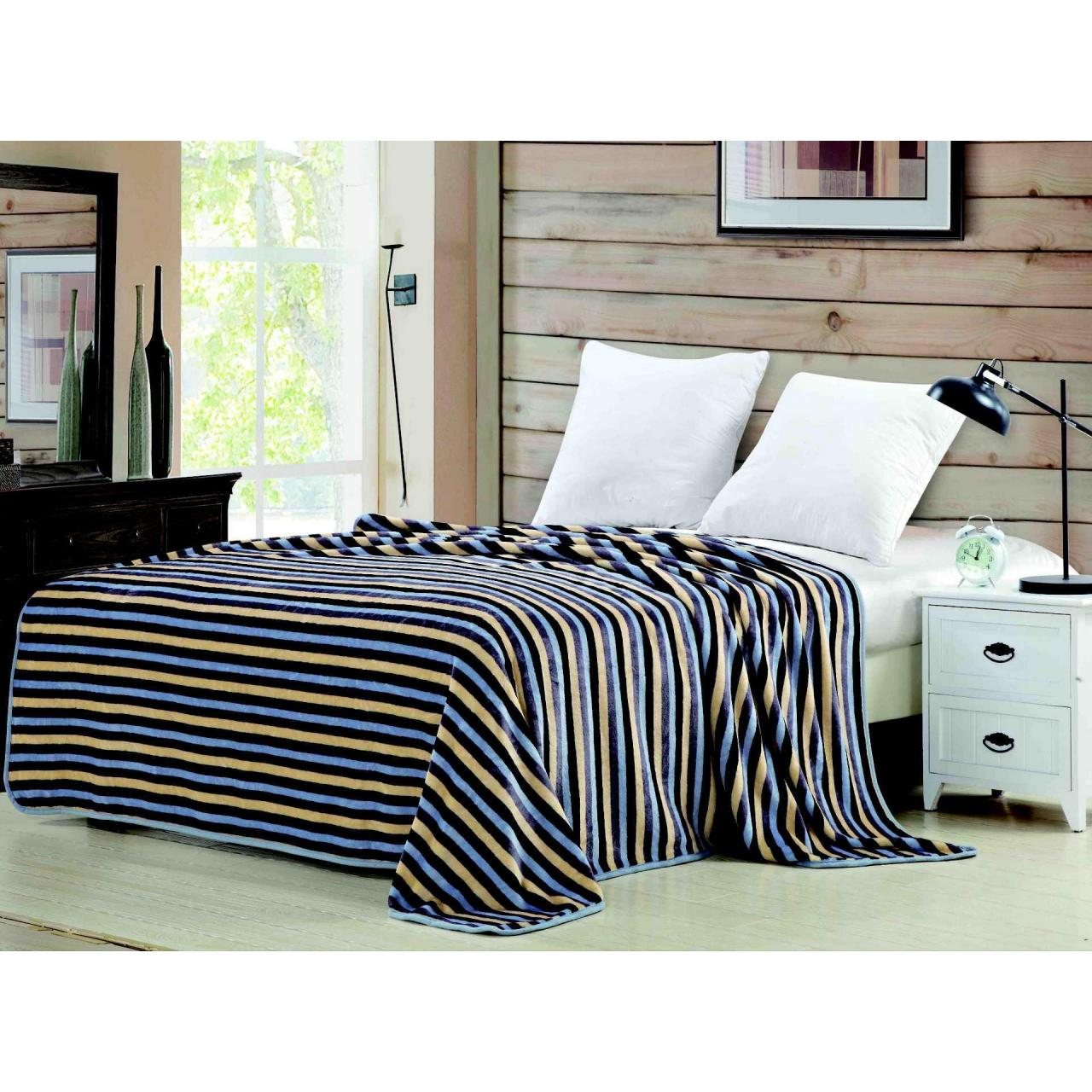 Quality 2016 MOST POPULAR PRINTED FLANNEL BLANKET , BEDDING THROW , DYZ-S01 for sale
