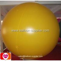 Buy cheap HB-PVC03 yellow giant helium balloons HB-PVC03 from wholesalers